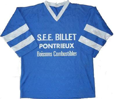 F.C.G premiers maillots 14