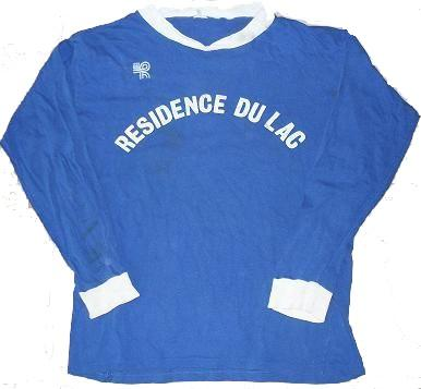 F.C.G premiers maillots 2