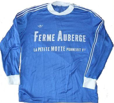 F.C.G premiers maillots 5