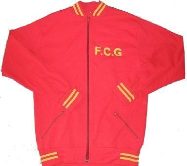 F.C.G 1973 - 1987 survêtement 01
