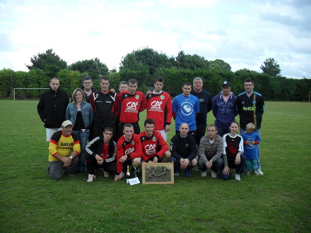 Vainqueurs tournoi sixte 2011
