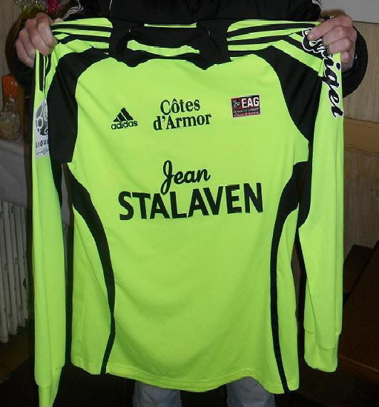 maillot EAG loterie